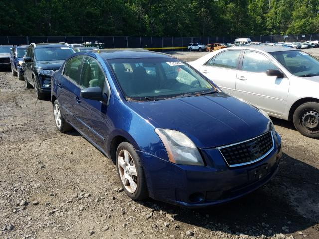 Salvage cars for sale from Copart Waldorf, MD: 2009 Nissan Sentra 2.0