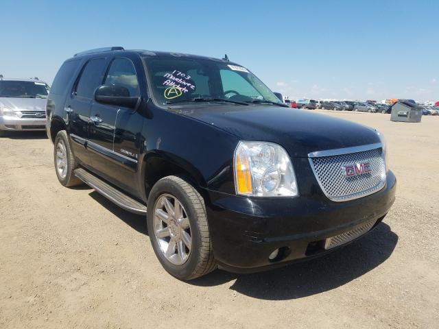 Salvage cars for sale from Copart Amarillo, TX: 2007 GMC Yukon Dena