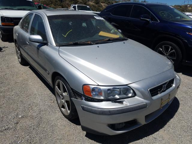 Salvage cars for sale from Copart Reno, NV: 2004 Volvo S60 R