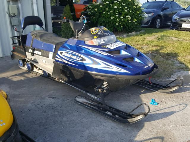 2002 Polaris 500 for sale in Courtice, ON