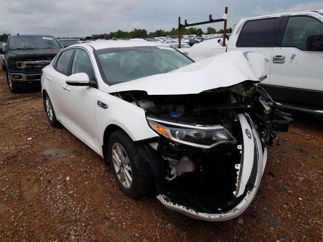 KIA salvage cars for sale: 2016 KIA Optima LX