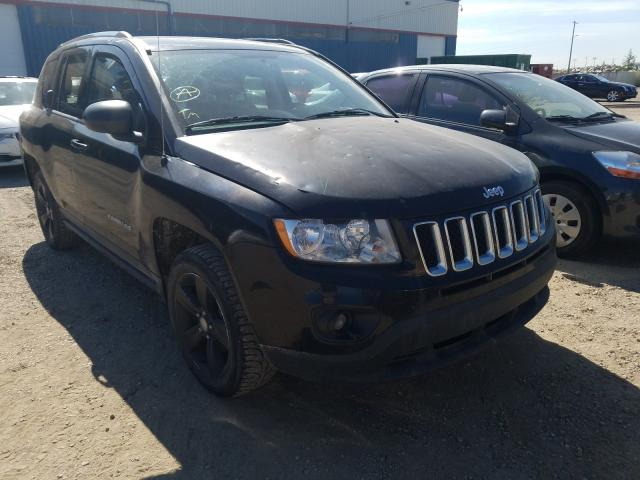 Jeep salvage cars for sale: 2013 Jeep Compass