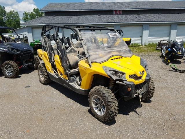 Can-Am salvage cars for sale: 2015 Can-Am Commander