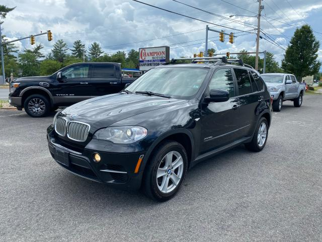 BMW salvage cars for sale: 2012 BMW X5 XDRIVE3