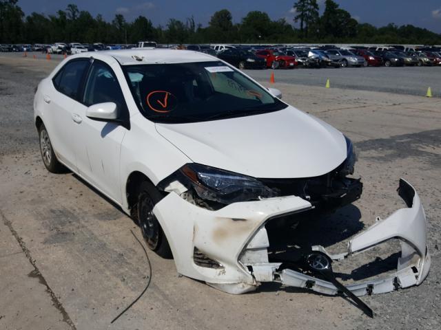 Vehiculos salvage en venta de Copart Lumberton, NC: 2019 Toyota Corolla L