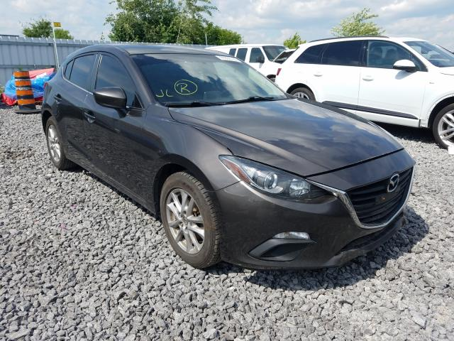 Mazda salvage cars for sale: 2015 Mazda 3 Touring