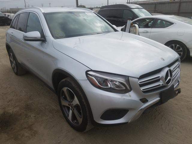 2018 Mercedes-Benz GLC 300 4M for sale in Los Angeles, CA