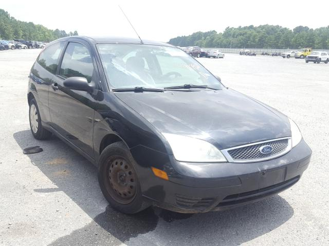 Ford Focus ZX3 salvage cars for sale: 2005 Ford Focus ZX3