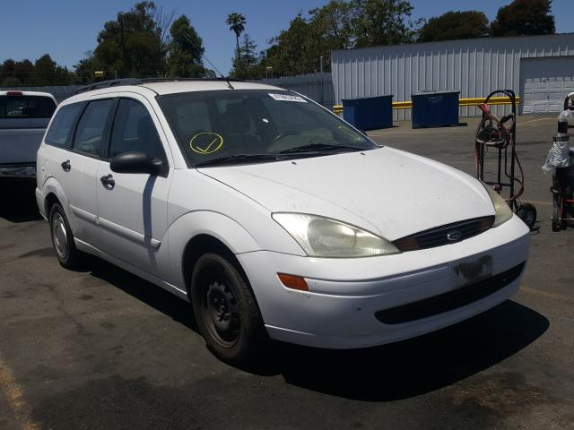 Ford Focus SE salvage cars for sale: 2002 Ford Focus SE