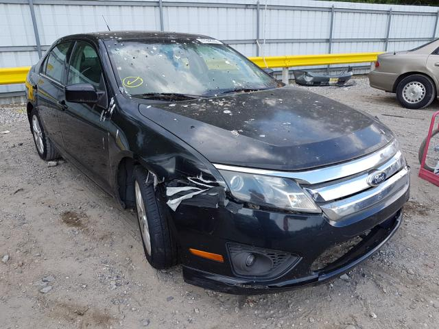 Salvage cars for sale from Copart Glassboro, NJ: 2012 Ford Fusion SE
