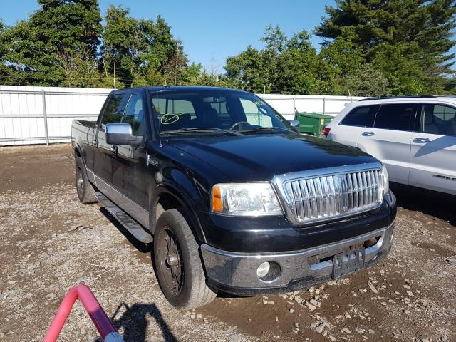 Salvage cars for sale from Copart Glassboro, NJ: 2007 Lincoln Mark LT