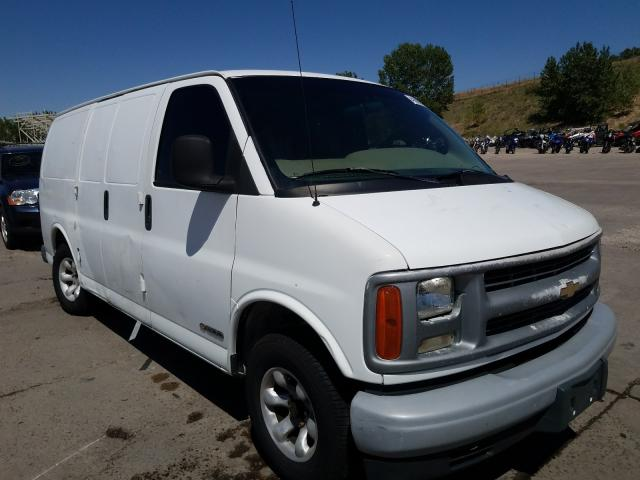 Chevrolet G10 salvage cars for sale: 1996 Chevrolet G10