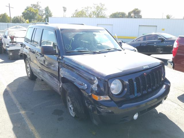 2014 Jeep Patriot SP en venta en Vallejo, CA