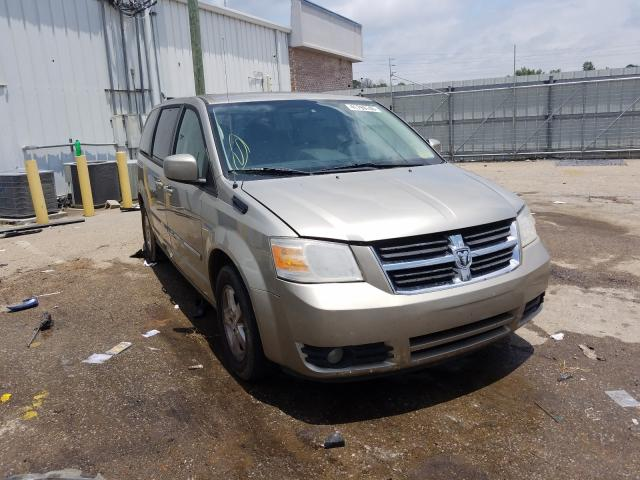 Dodge Grand Caravan salvage cars for sale: 2008 Dodge Grand Caravan