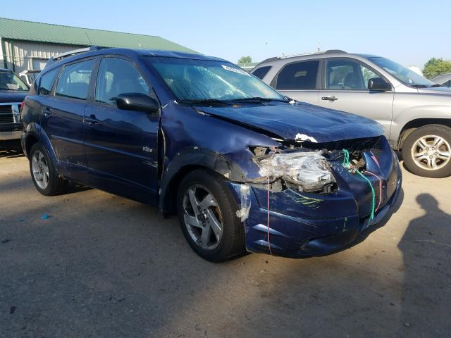 Salvage cars for sale from Copart Ham Lake, MN: 2004 Pontiac Vibe