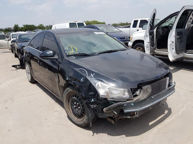 Salvage cars for sale from Copart Grand Prairie, TX: 2014 Chevrolet Cruze LT
