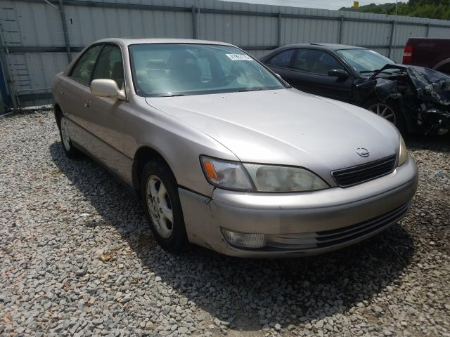 Salvage cars for sale from Copart Prairie Grove, AR: 1999 Lexus ES 300