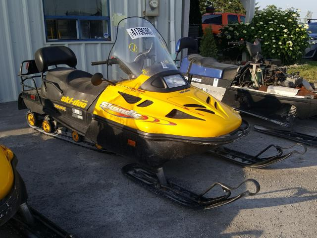 2002 Skidoo Skandic for sale in Courtice, ON