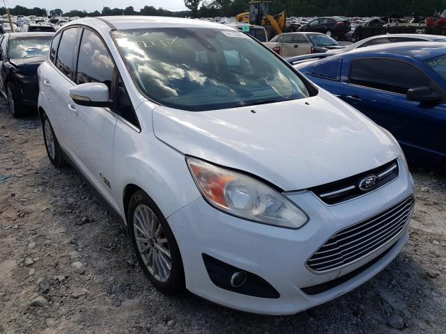 Ford salvage cars for sale: 2013 Ford C-MAX Premium