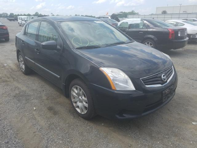 Salvage cars for sale from Copart Fredericksburg, VA: 2012 Nissan Sentra 2.0