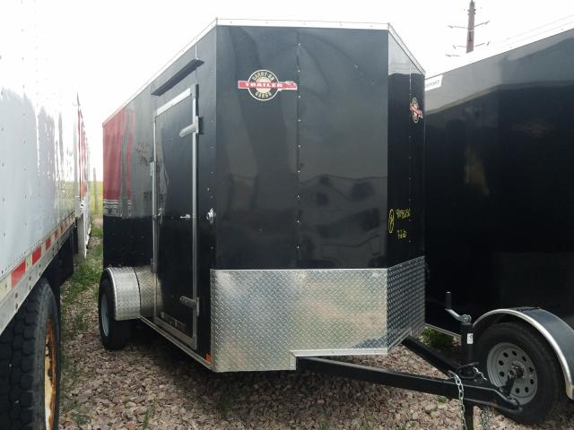 Carry-On Vehiculos salvage en venta: 2019 Carry-On Trailer