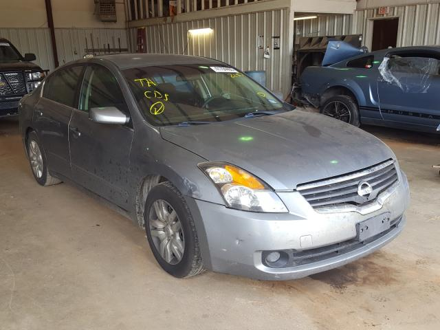 Salvage cars for sale from Copart Longview, TX: 2009 Nissan Altima 2.5
