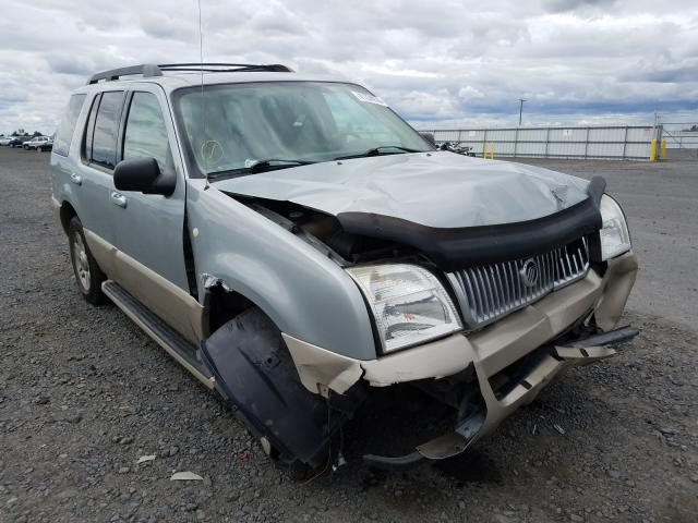 Mercury Mountainee salvage cars for sale: 2005 Mercury Mountainee