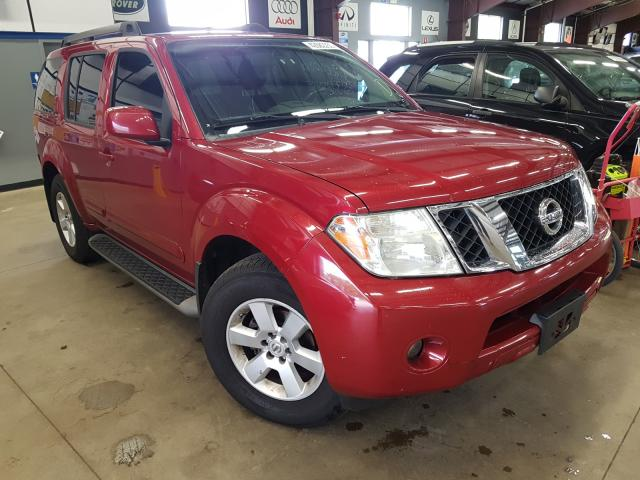 2011 Nissan Pathfinder for sale in East Granby, CT