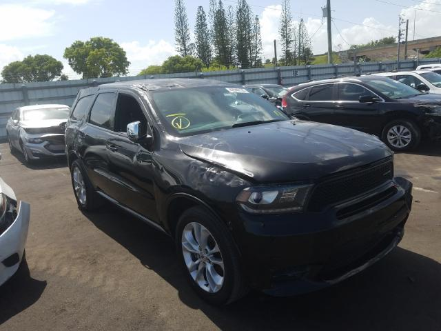 Dodge Durango GT salvage cars for sale: 2019 Dodge Durango GT
