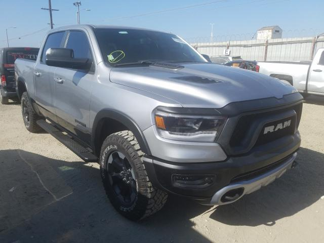 Dodge salvage cars for sale: 2019 Dodge RAM 1500 Rebel