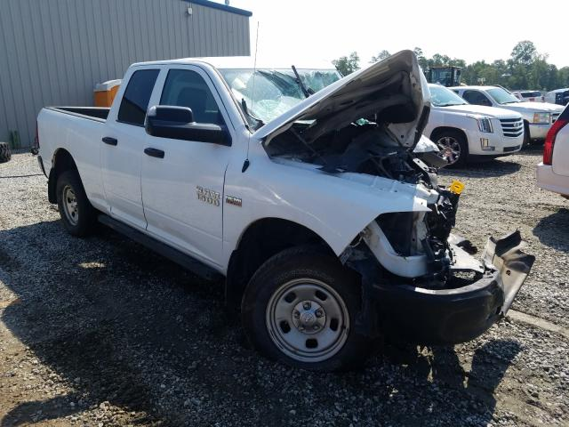 Salvage cars for sale from Copart Spartanburg, SC: 2017 Dodge RAM 1500 ST