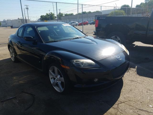 Salvage cars for sale from Copart Moraine, OH: 2004 Mazda RX8