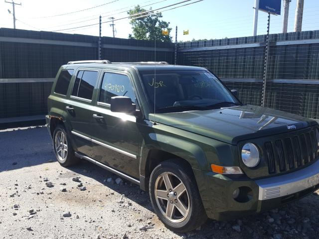 Salvage cars for sale from Copart Candia, NH: 2008 Jeep Patriot LI