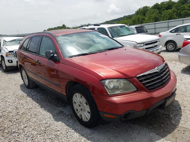 Salvage cars for sale from Copart Prairie Grove, AR: 2006 Chrysler Pacifica