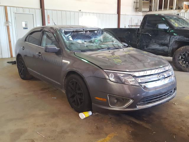 Salvage cars for sale from Copart Longview, TX: 2011 Ford Fusion SEL