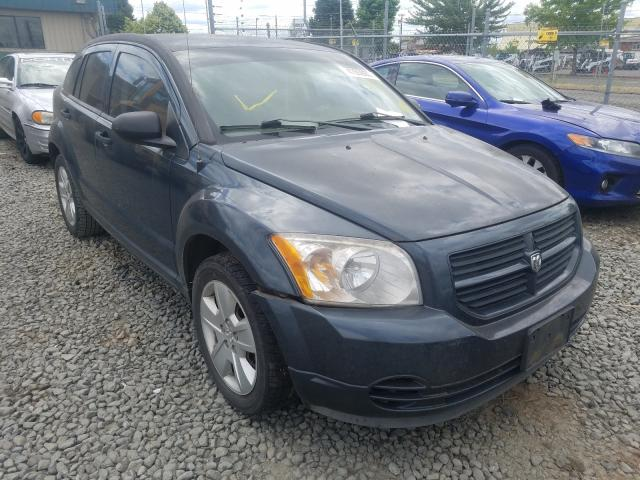 Salvage cars for sale from Copart Eugene, OR: 2007 Dodge Caliber