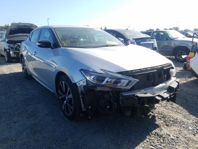 Nissan Maxima 3.5 salvage cars for sale: 2018 Nissan Maxima 3.5