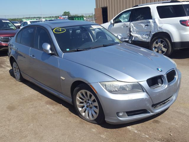 Salvage cars for sale from Copart Moraine, OH: 2009 BMW 328 XI