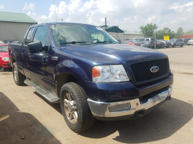 Salvage cars for sale from Copart Ham Lake, MN: 2004 Ford F150