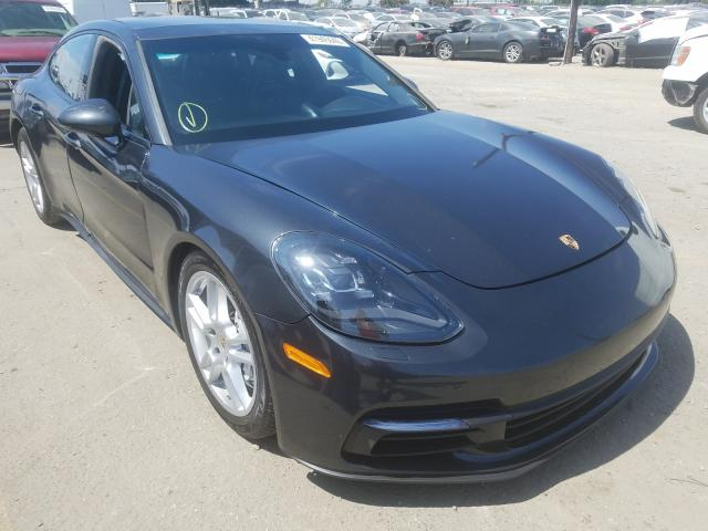 Porsche salvage cars for sale: 2018 Porsche Panamera 4