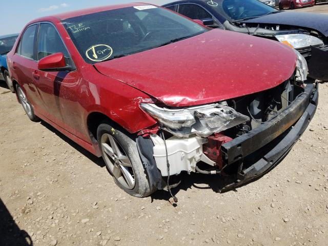 Toyota Camry Base salvage cars for sale: 2012 Toyota Camry Base