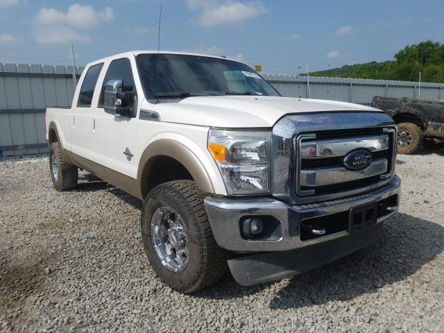 Salvage cars for sale from Copart Prairie Grove, AR: 2014 Ford F250 Super