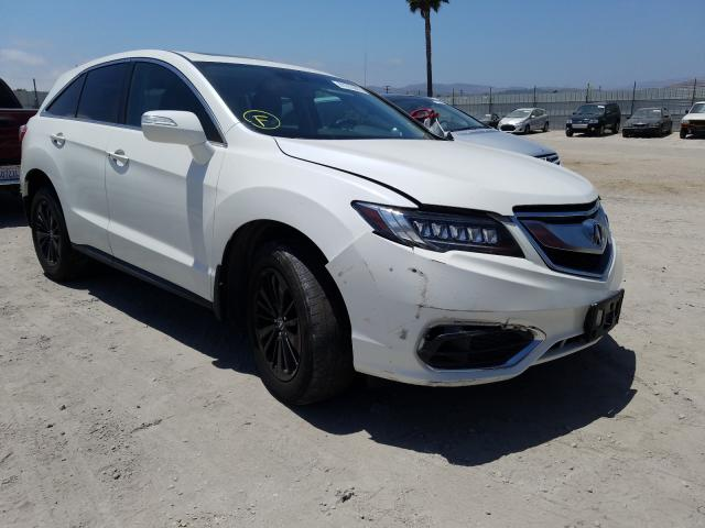 Acura RDX salvage cars for sale: 2018 Acura RDX