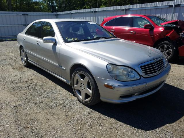 2002 Mercedes-Benz S 600 for sale in Fredericksburg, VA