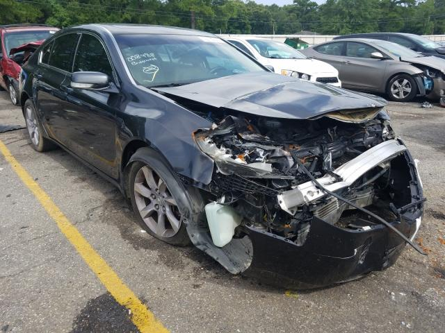 Acura TL salvage cars for sale: 2013 Acura TL