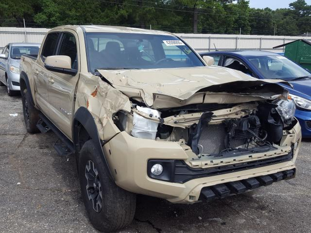 2017 Toyota Tacoma DOU en venta en Eight Mile, AL