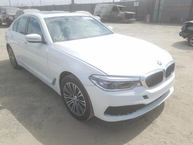 BMW salvage cars for sale: 2020 BMW 530 I