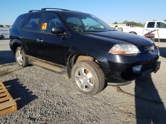 Acura MDX salvage cars for sale: 2003 Acura MDX