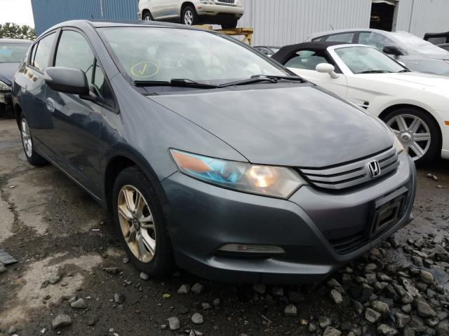 Salvage cars for sale from Copart Windsor, NJ: 2011 Honda Insight EX