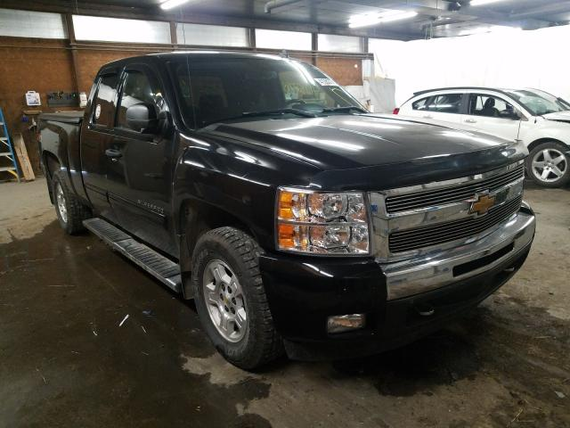 Salvage cars for sale from Copart Ebensburg, PA: 2009 Chevrolet Silverado